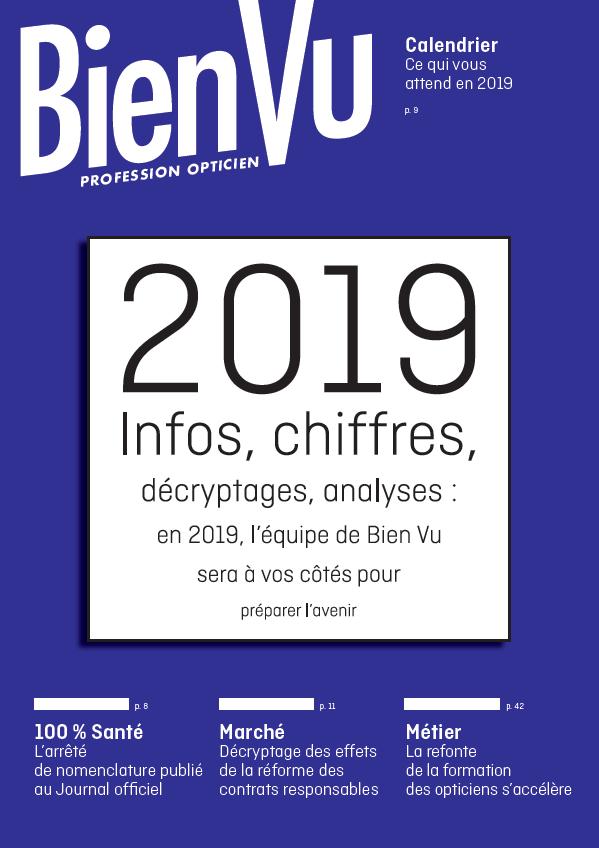 Bien Vu N° 273 - Janvier 2019 - Une