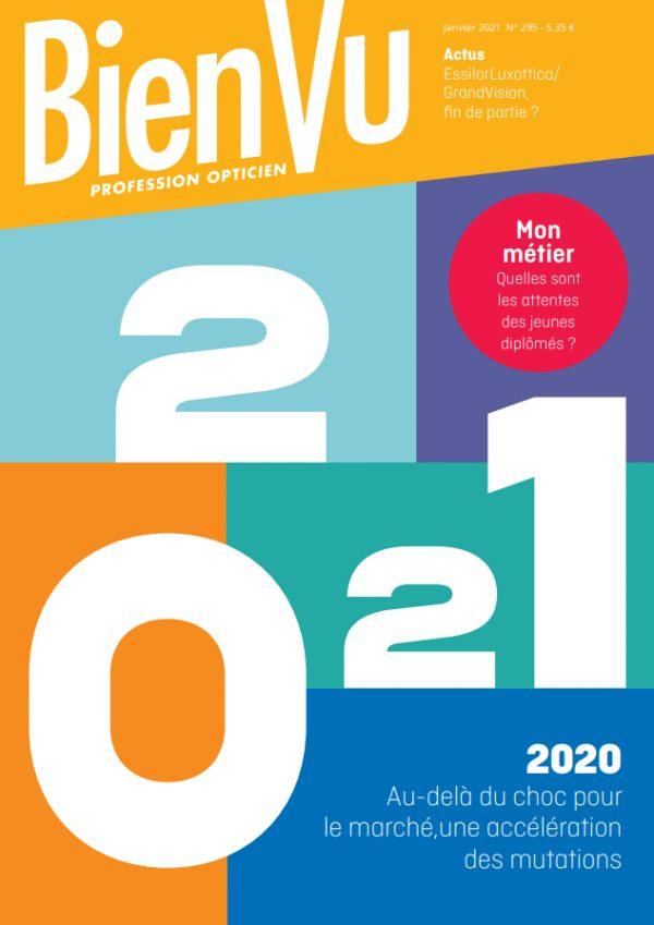 Bien Vu N°295 - Janvier 2021 - Une